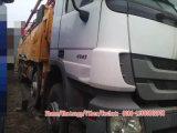 使用された52meter Concrete Pump Truck、Benz Undercarriage