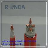 6 Quadrat-4 Kern-Netzverteilungs-Feuer-Beweis-elektrisches kabel
