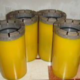 Tnw /Tbw Diamond Core Drill Bits pour Mining et Geological Exploration