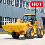 Saleのための3cbm Bucket Wheel Loader