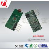 La mejor superregeneración del módulo de receptor del precio 433MHz RF para el dispositivo Zd-Rb-R01 de la automatización