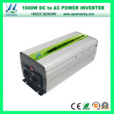 Invertitore portatile di potere modificato 1500W per il sistema di energia solare (QW-M1500)