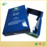 Le carton chausse la boîte-cadeau avec l'impression faite sur commande (CKT-CB-408)