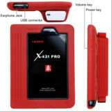 Lancio X-431 PRO Auto Diagnostic Tool (versione di Global)