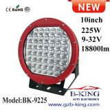 "새로운 10 "" 18800lm (45*5W) 225W 크리 말 LED Driving Light"