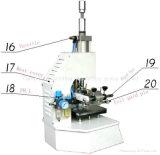 Troqueladora caliente neumática de los pequeños objetos planos Tam-90-2