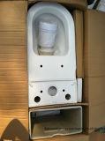 Wc de cerámica de dos piezas 1008A del armario de agua de tocador del baldeo del Ce del tocador