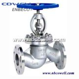 Válvula de parada de cobre amarillo para el uso de agua