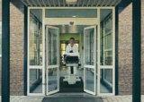 Het automatische Ziekenhuis dat de Dubbele Deur van de Schommeling gebruikt Doors/Manual
