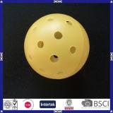 26の穴はカラーPickleballの二重球をカスタマイズした