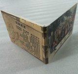 Video biglietto da visita (2.4/4.3/5 /7) con stampa personalizzata