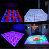 8X8 Pixel LED Dance Floor Interactivo para el Club del Disco