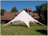 tente d'ombre d'étoile de 13X13m avec les murs clairs de panneau latéral pour des événements de mariage d'usager