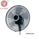 Pendelbewegungs-Standplatz-Ventilator des Grad-*360 für Haushalt mit Fernsteuerungs