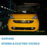 Voiture électrique de transport de Hybird à moins de 2 sièges