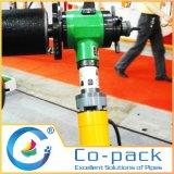 Porta hohe Leistungsfähigkeits-Rohr, das Maschine quadriert