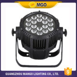 MiniStage Light RGBWA_UV 18X18W LED PAR Light
