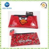 Kundenspezifisches Plastic PVC Pen Bag mit Zipper (JP-plastic039)