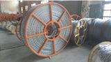Anti corda de fio de aço piloto galvanizada de torção