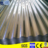 직류 전기를 통한 Corrugated Steel Sheet/Corrugated Roof Sheet 0.15-0.8mm