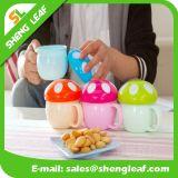 OEM Design Promotion Cadeaux Tasse de voyage en plastique (SLF-PM020)