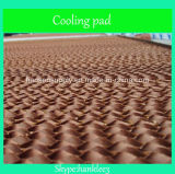 Водоустойчивое охлаждая применение пусковой площадки в парнике, системе охлаждения птицефермы