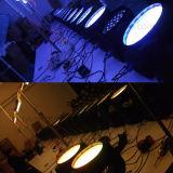 indicatore luminoso capo mobile dello zoom LED 4in1 della lavata 36X10W