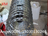 熱い浸された電流を通されたBto-22 450、600、700、900の960mmのコンチェルティーナかみそりの有刺鉄線