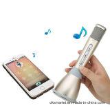 Первоначально золотистый микрофон K068 Tuxun Bluetooth микрофона диктора Tuxun K068 Bluetooth беспроволочный