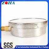 直径6 Inch/150mmの糸M20*1.5 IP65との衝撃抵抗の圧力計1MPaの正確さ1.0%