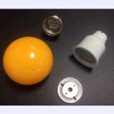 Cubierta repugnante 7W de la bombilla del mosquito del LED