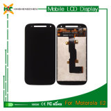 Motorola E2 LCD表示のための音Selling Mobile Phone LCD Screen Wholesale