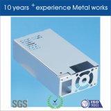 Часть металла изготавливания фабрикой Shenzhen под ISO9001 Standrand
