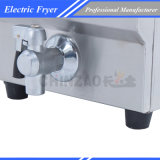 10L Commercial Stainless Steel Electric Deep Fryer With Drain