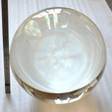 Grote Clear Crystal Glass Ball 500mm, 600mm, 700mm 800mm, 900mm, 1000mm