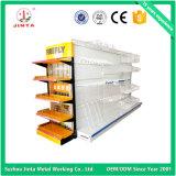 De Plank van de Supermarkt van het metaal die als Inrichting van de Opslag wordt gebruikt (jt-A27)
