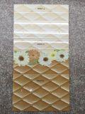 Azulejo de cerámica de la pared del modelo del material de construcción de la impresión amarilla simple de Digitaces
