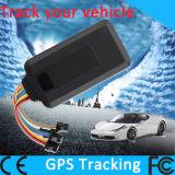 Perseguidor del vehículo portátil mini GPS con el seguimiento de SMS y GPRS en línea