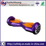 Individu intelligent de deux roues équilibrant le scooter de Bluetooth