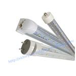 T8 la luz del tubo de la forma de V los 8FT 65W LED integró los 2.4m