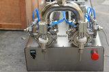 Máquina de rellenar del acero inoxidable del agua Semi-Auto neumática del refresco