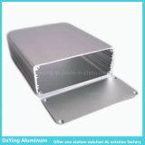 Caisse d'aluminium/en aluminium concurrentielle de profil d'extrusion d'alimentation électrique