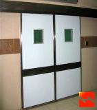 Portello scorrevole chiuso ermeticamente dell'ospedale Hfa-0014