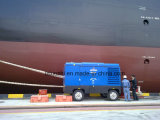 Atlas Copco-Liutech 756cfm 9bar Schrauben-Luftverdichter für Bergbau
