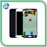 OEM para o digitador do toque da tela da galáxia S5 I9600 G900A LCD de Samsung