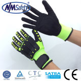 Nmsafety Cut e Impact - Hand resistente Protection Safety Gloves