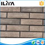 Tuiles en pierre cultivées manufacturées de brique pour le revêtement de mur (20001)