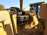 Escavadora usada do trator do gato D6h com o estripador para a venda barata da escavadora