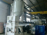 Grande machine de production de conduite d'eau de gaz et de HDPE de calibre