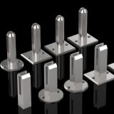 تصميم جديدة ألومنيوم درابزين زجاجيّة ([هر1300و-3ا])